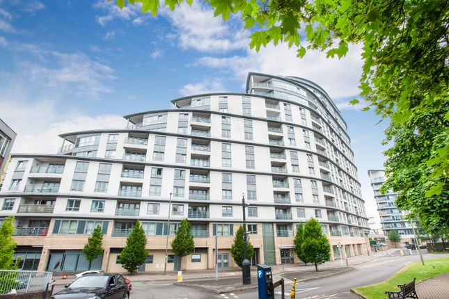 Thumbnail Flat to rent in Centrium, Station Approach