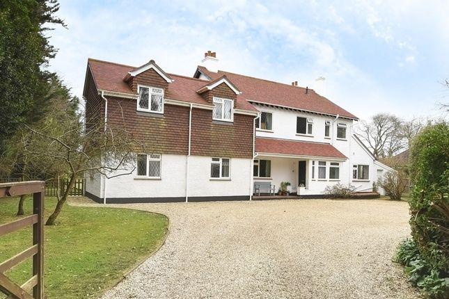 Thumbnail Detached house for sale in Cypress Way, Aldwick, Bognor Regis
