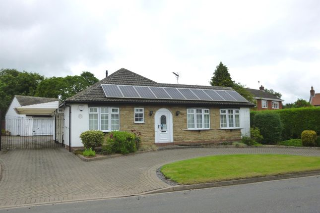 Thumbnail Detached bungalow for sale in West End Road, Epworth, Doncaster
