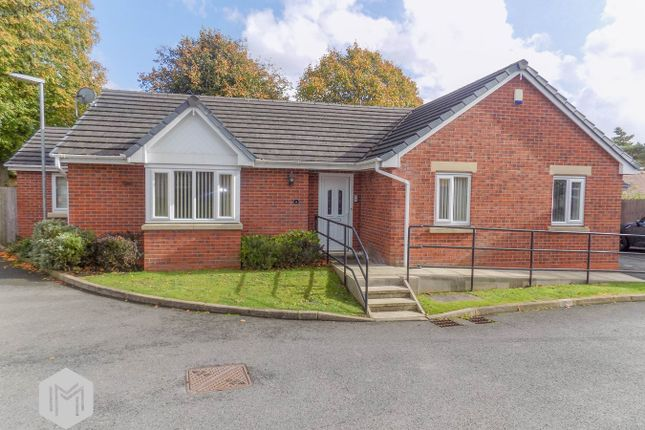 Thumbnail Detached bungalow for sale in Blossom Grove, Whittle-Le-Woods, Chorley