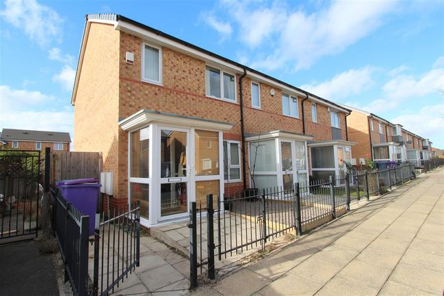 Thumbnail End terrace house for sale in Waterworth Drive, Liverpool