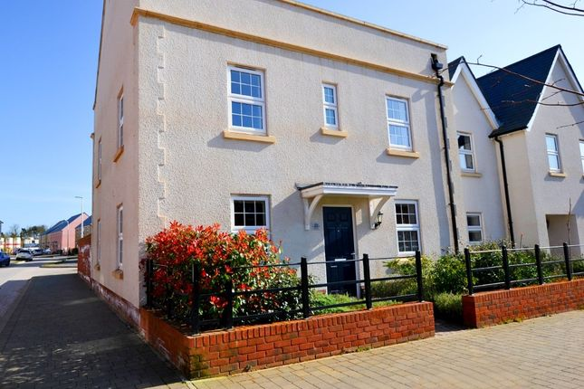 Thumbnail Detached house to rent in Dart Avenue, Topsham Road, Exeter