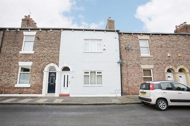 Thumbnail Terraced house to rent in Douglass Street, Wallsend