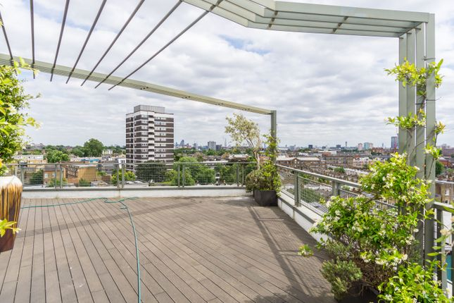 Thumbnail Flat for sale in Holmes Road, London