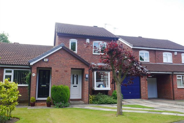 Thumbnail Detached house for sale in Acomb Wood Drive, Woodthorpe, York