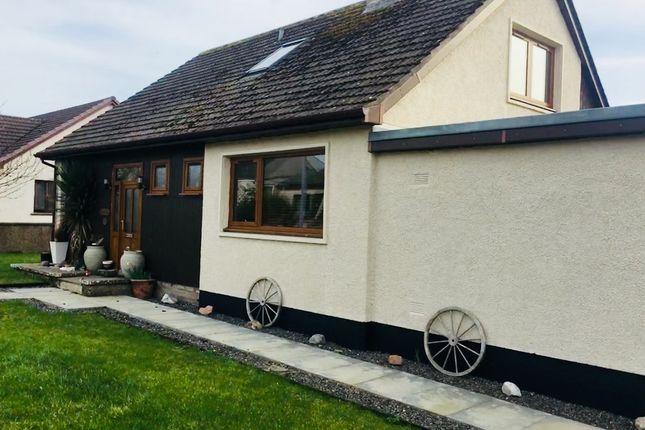 Thumbnail Detached bungalow for sale in Ormlie Drive, Thurso