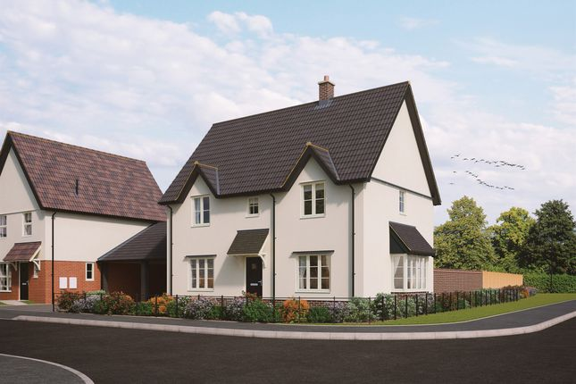 Thumbnail Detached house for sale in Old Station Road, Mendlesham, Stowmarket