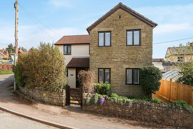 4 bed detached house for sale in 2 Church Road, Aylburton, Lydney, Gloucestershire. GL15