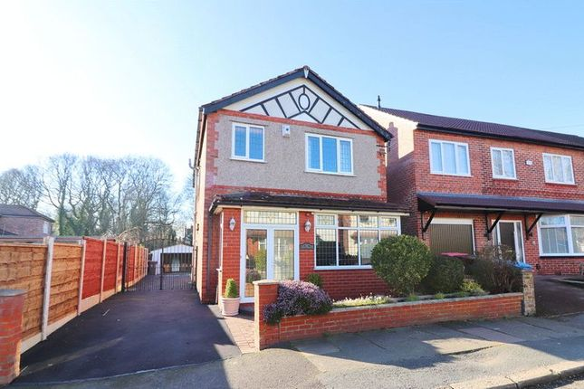 Thumbnail Detached house for sale in Stott Road, Swinton, Manchester