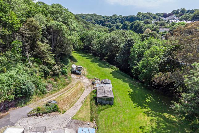 Thumbnail Land for sale in Ponsanooth, Truro