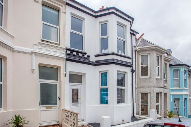 Thumbnail Terraced house for sale in Durham Avenue, Plymouth