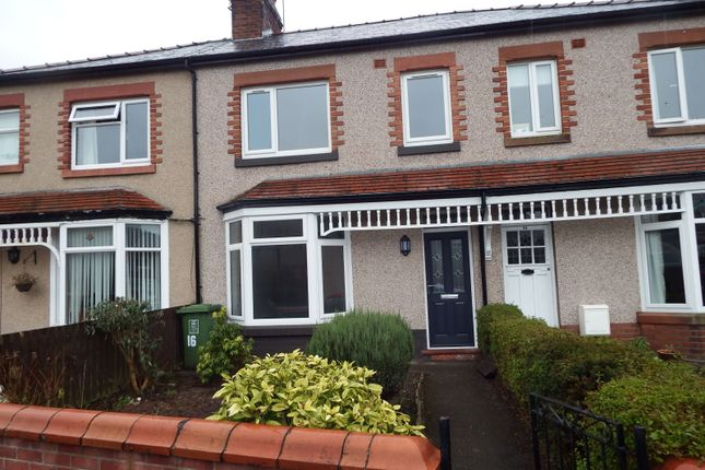 3 bed terraced house to rent in Croft Avenue, Penrith CA11