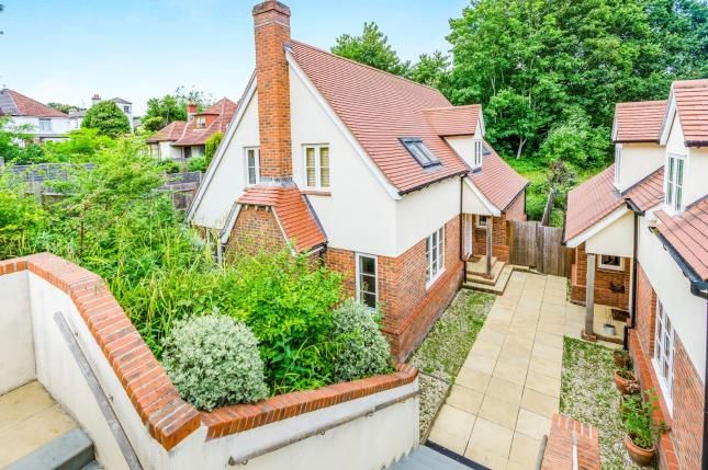 Thumbnail Detached house for sale in Roselands Gardens, Southampton