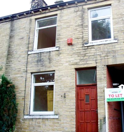 Thumbnail Terraced house to rent in Daisy Street, Great Horton, Bradford