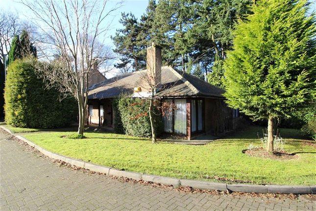 Thumbnail Detached bungalow for sale in Park House Gates, Lucknow Drive, Nottingham