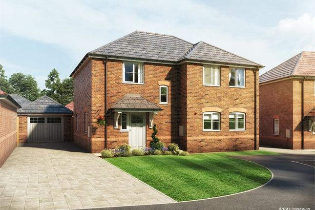 4 bed detached house for sale in The Winchester At Chestnut Grove, Stancliffe Homes, Nottinghamshire S81