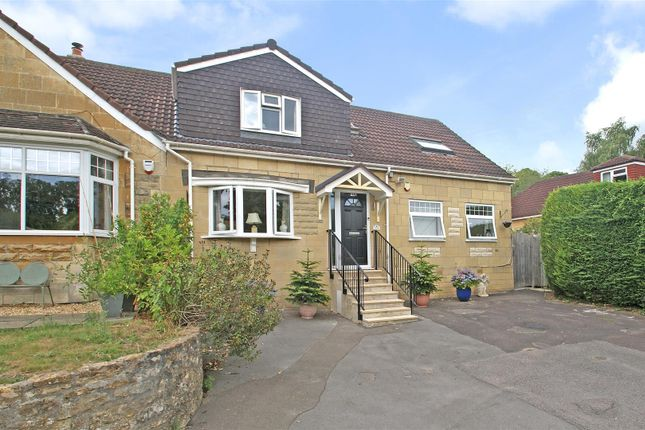 Thumbnail Semi-detached house for sale in Eastwoods, Box Road, Bathford, Bath