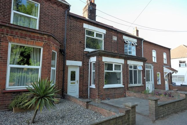 Thumbnail Terraced house for sale in Briston Road, Melton Constable