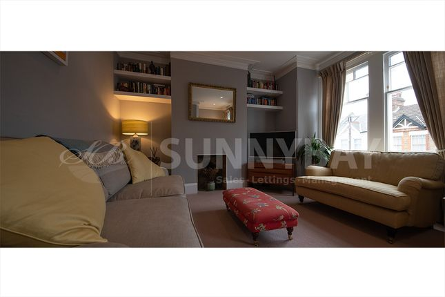 Thumbnail Terraced house to rent in Lydden Grove, Wandsworth