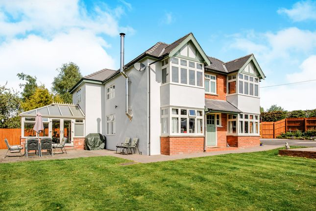 5 bed detached house for sale in Much Birch, Hereford