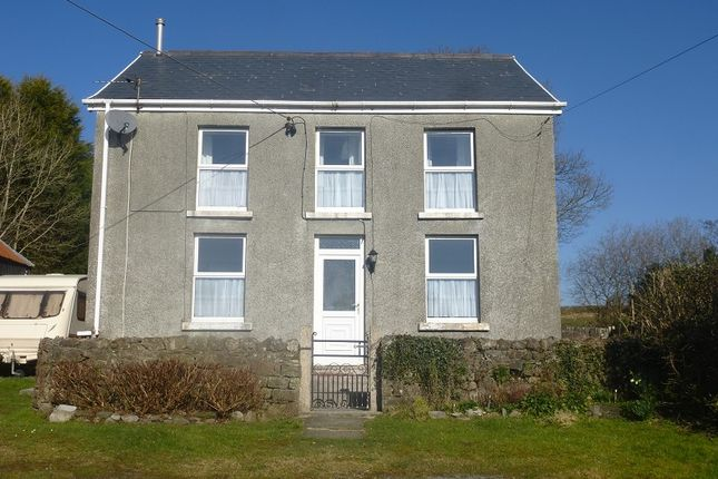 Thumbnail Detached house to rent in Off Llandeilo Road, Upper Brynamman, Ammanford, Carmarthenshire.