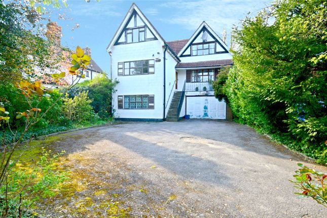 Thumbnail Detached house for sale in Box Ridge Avenue, Purley