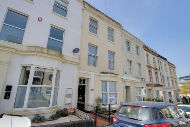 Thumbnail Terraced house for sale in St. James Place West, Plymouth