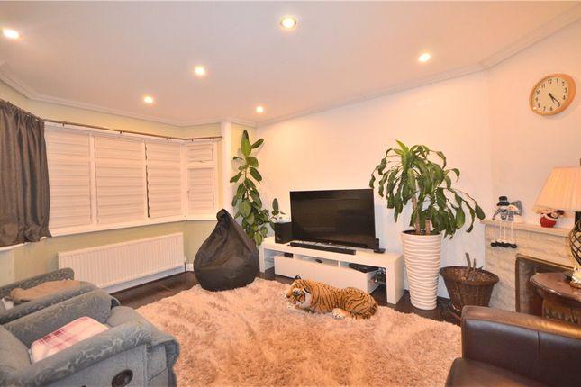 Living Room of Winchester Road, Basingstoke, Hampshire RG21