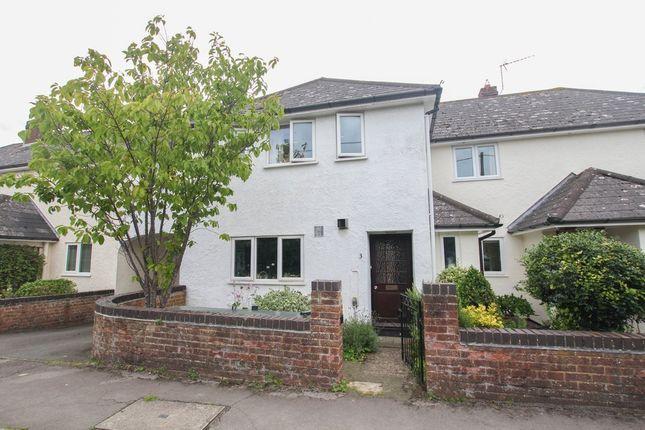 Thumbnail Terraced house for sale in Elm Court, Elmdon, Saffron Walden
