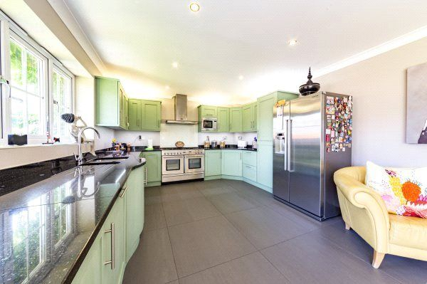 Kitchen of Grenadier Close, Shinfield, Reading RG2