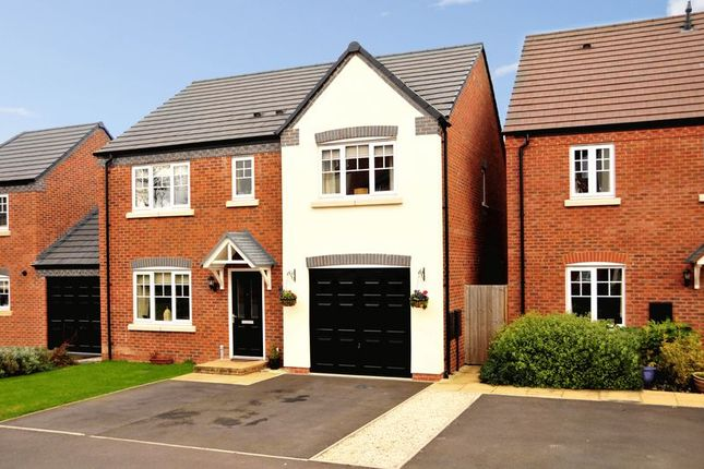 Thumbnail Detached house for sale in Kings Court, Stourbridge Road, Bridgnorth