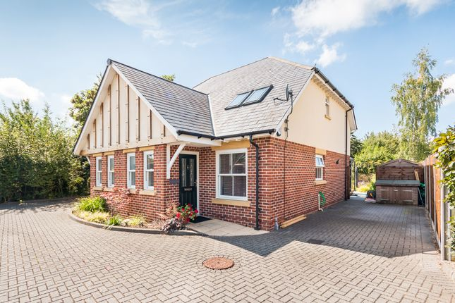 Thumbnail Semi-detached house for sale in Southampton Road, Ringwood