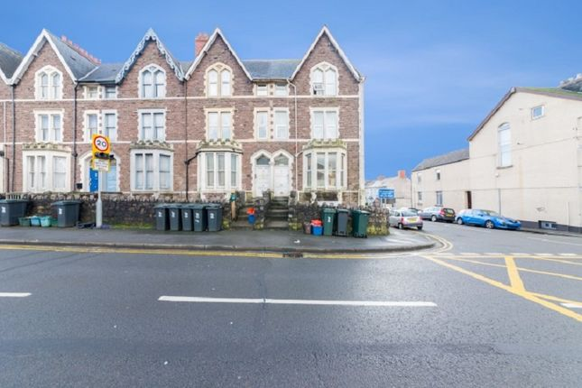 Thumbnail Flat for sale in Chepstow Road, Newport, Gwent .
