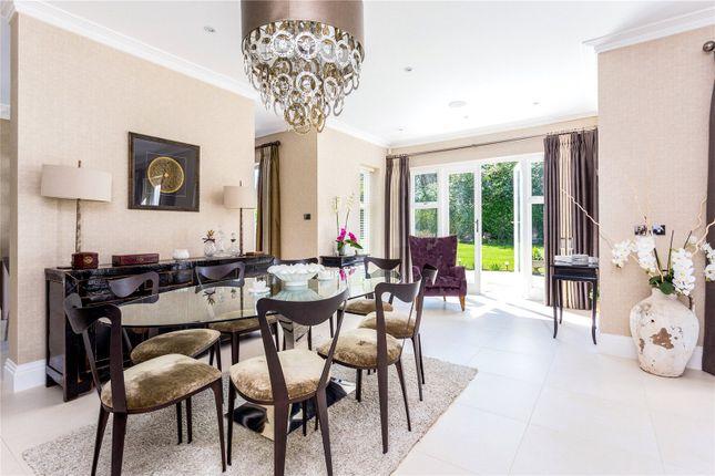 Dining Room of Kingswood Warren Park, Woodland Way, Tadworth, Surrey KT20