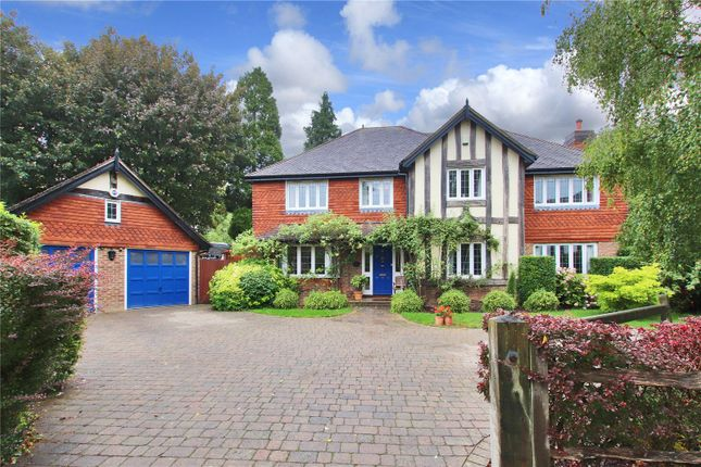 Thumbnail Detached house for sale in Treetops, Kemsing, Sevenoaks, Kent