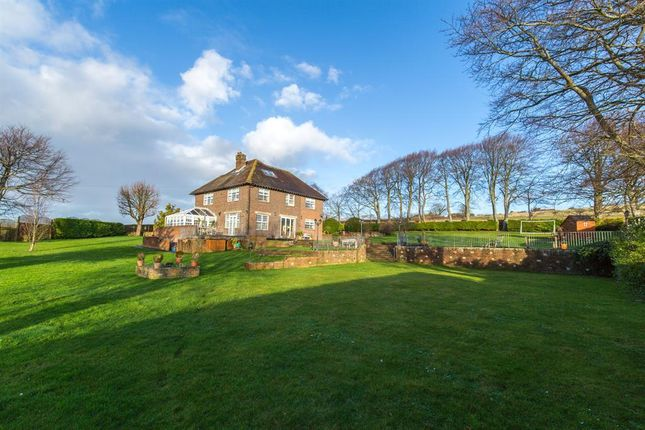"Thumbnail Detached house for sale in ""Hillcroft"", Lambleys Lane, Worthing, West Sussex"