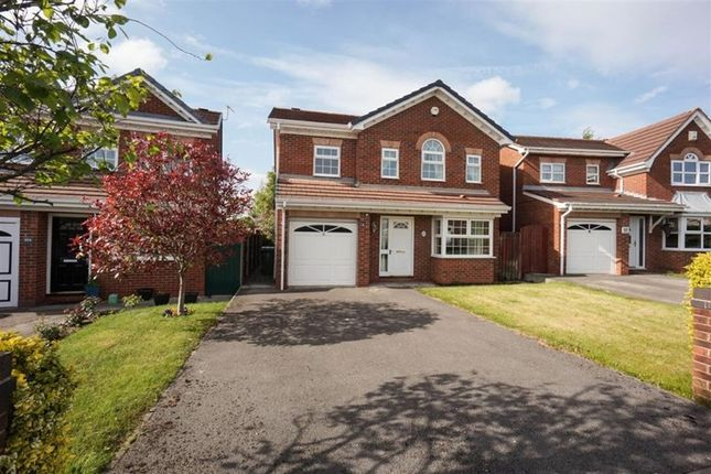 Thumbnail Detached house to rent in Sandalwood, Westhoughton, Bolton