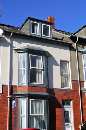 Thumbnail Town house to rent in 35, High Street, Aberystwyth