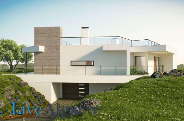 Luxury T3 Dream Villa In Vale Da Lama With Sea View, Lagos