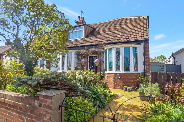 Thumbnail Bungalow for sale in Cambo Avenue, Whitley Bay