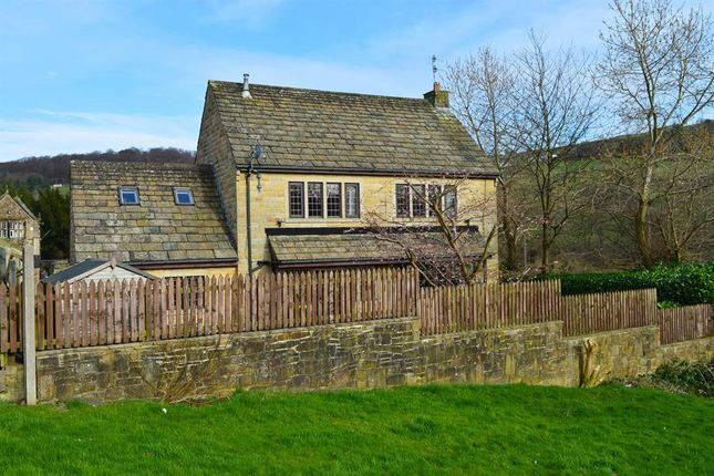 Thumbnail Detached house for sale in Luddendenfoot, Halifax