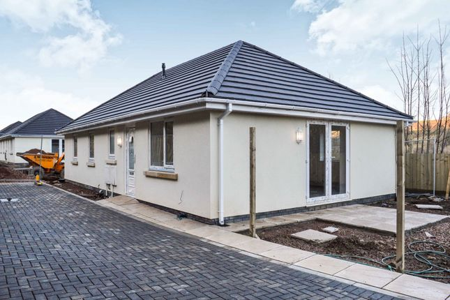 Thumbnail Detached bungalow for sale in Clos Awyr Las, Caerphilly Road, Llanbradach