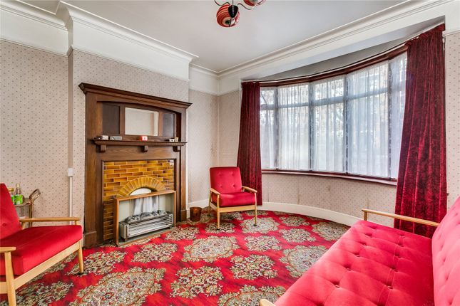 3 bed terraced house for sale in Dalgarno Gardens, London