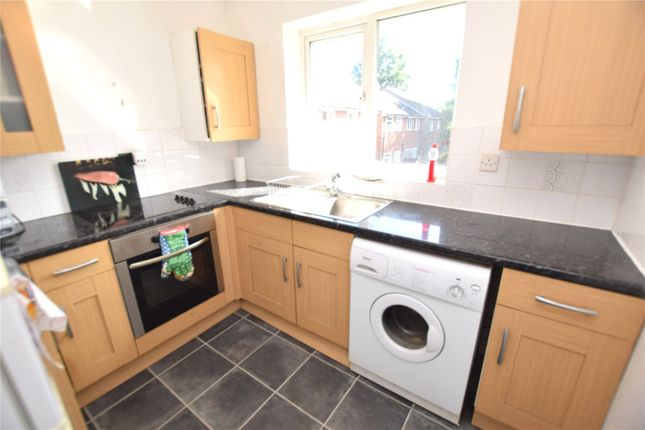 Kitchen of Cross Lane, Farnley, Leeds LS12