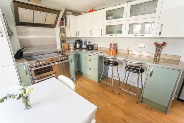 Kitchen of Robert Cecil Avenue, Mansbridge, Southampton SO18