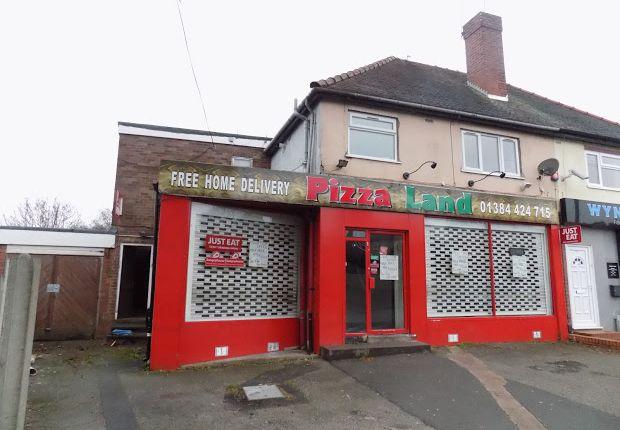 Thumbnail Flat to rent in Stourbridge, West Midlands