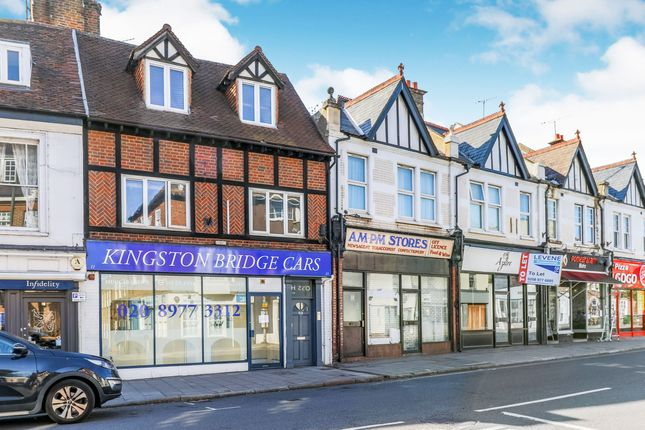Thumbnail 1 bed flat to rent in High Street, Hampton Wick, Kingston Upon Thames