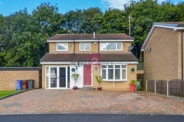 3 bed detached house for sale in Waterthorpe Rise, Westfield, Sheffield S20
