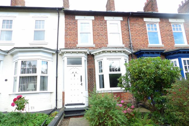Thumbnail Terraced house to rent in Beach Road, South Shields
