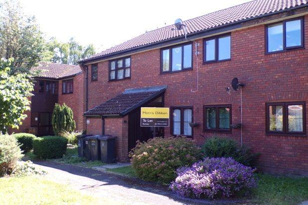 Thumbnail Maisonette to rent in Knatchbull Close, Romsey